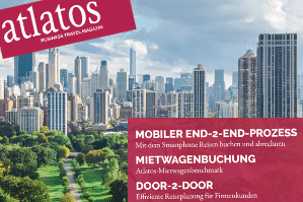 Atlatos Business Travel Magazin 2020