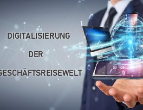 Digitalisierung in der Geschäftsreisewelt