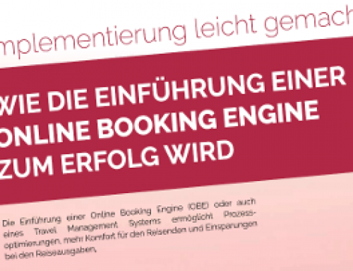 Checklist for the Implementation of an Online Booking Engine