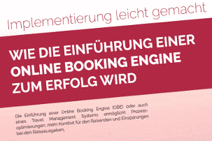 Implementierung Online Booking Engine / Travel Management