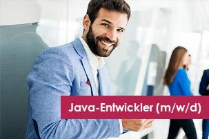 Java- Entwickler Stellenanzeige Job