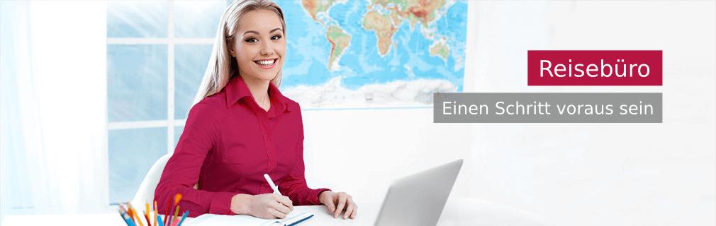 Online Booking Engine für Reisebüros